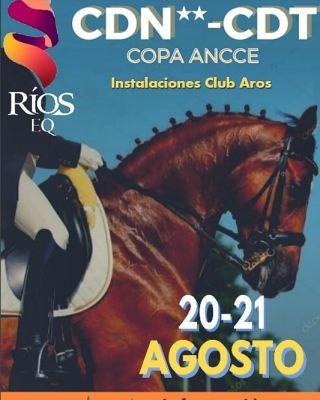 CDN2* - CDT - Copa ANCCE organizado por RIOSEQ