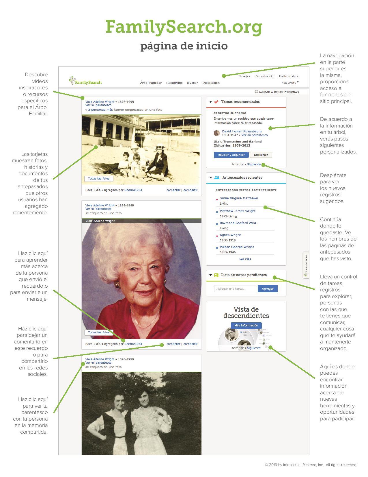 Nuevo diseño de FamilySearch.org: Inicie sesión para probarlo
