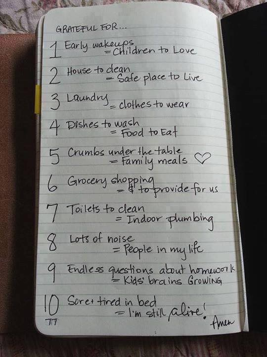 11'25'18 Grateful List