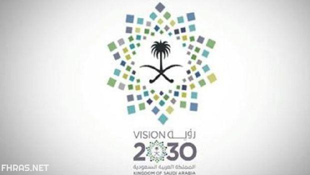 شعار الرؤية الاقتصادية 2030