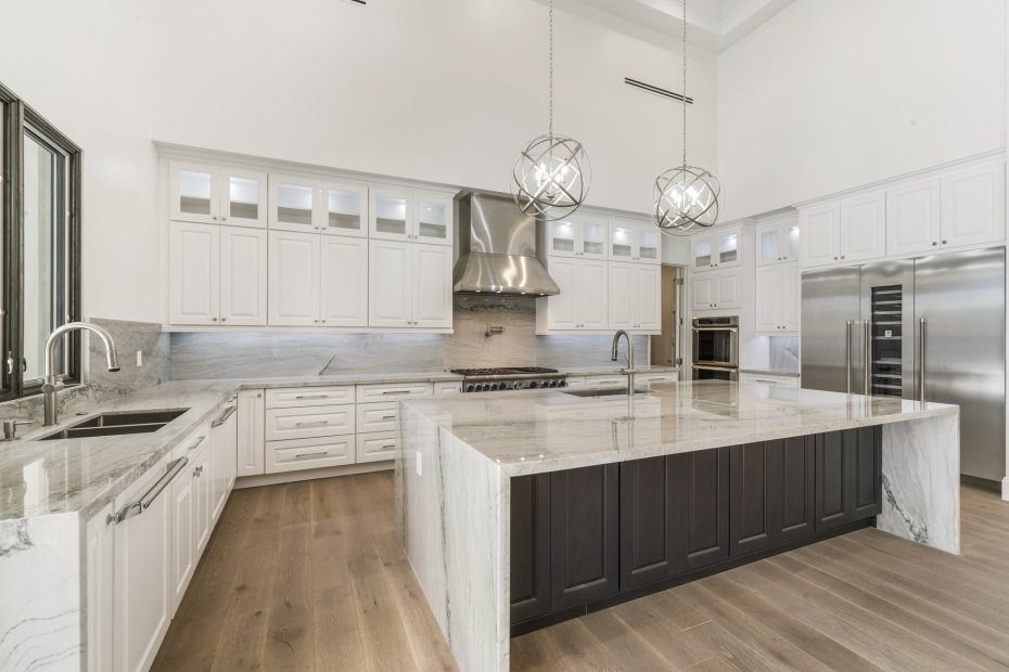 custom kitchen cabinets north scottsdale arizona