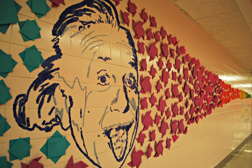 Not Just Another Brick In The Wall: High School Art