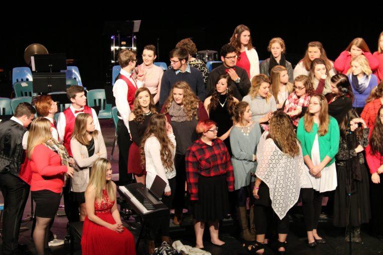 Christmas concert 16