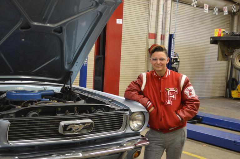 Classroom Insider: Automotive I