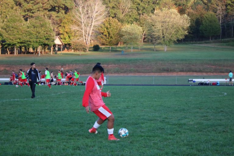 Men's Soccer vs Hendersonville