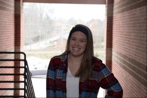 Anissa Holland: Senior Class President