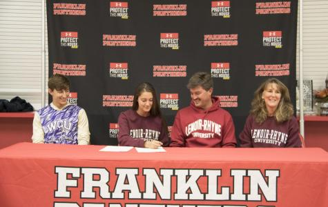 Kennedy Conner: Signs at Lenoir Rhyne