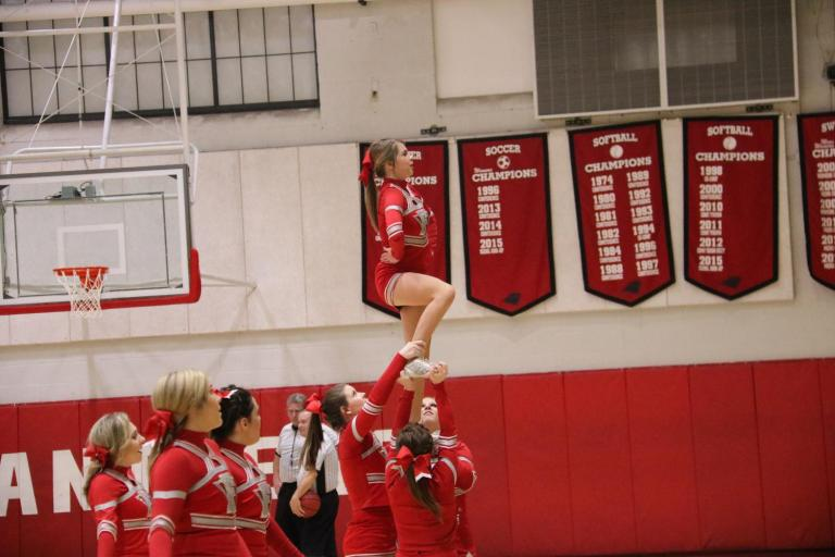 cheer 18