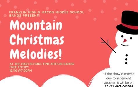 Mountain Christmas Melodies