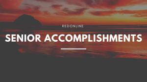 Video: Senior Accomplishments