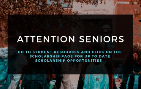 Scholarship Opportunities For Seniors