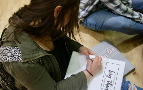 Yearbook Signing Day