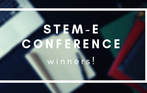 STEM-E Conference Winners!