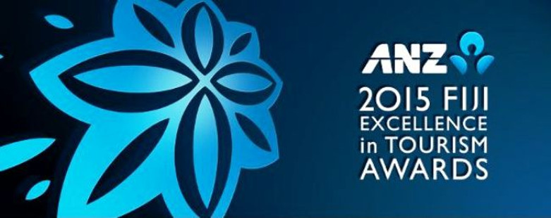 19th ANZ Fiji Excellence in Tourism Awards 2015