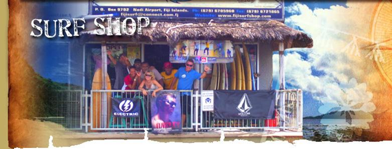 The Fijian Surf Company