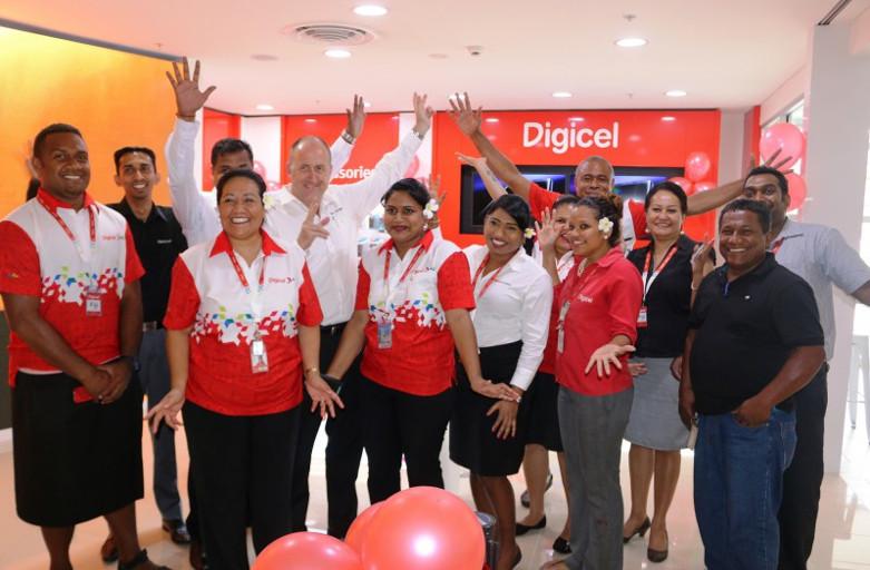 Digicel announces its mobile app - Fiji Hotel and Tourism Association