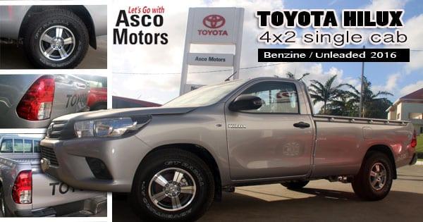 Asco Motors Fiji