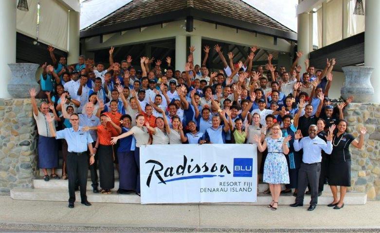 Radisson Blu Resort Fiji wins 2021 TripAdvisor Travelers' Choice Award
