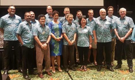 FHTA Board of Directors 2018 – 2019