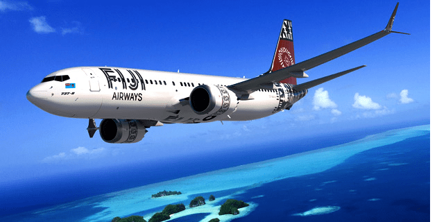 Fiji Airways improves medium haul product as 737 MAX 8s are delivered