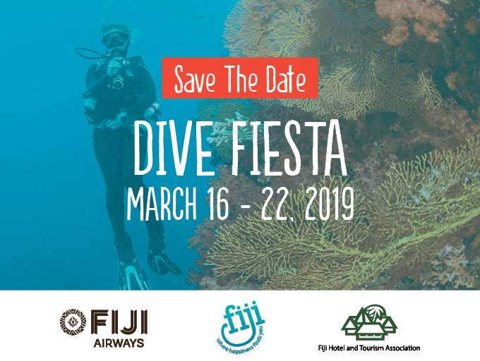 Fiji Dive Fiesta 2019 | Buyers