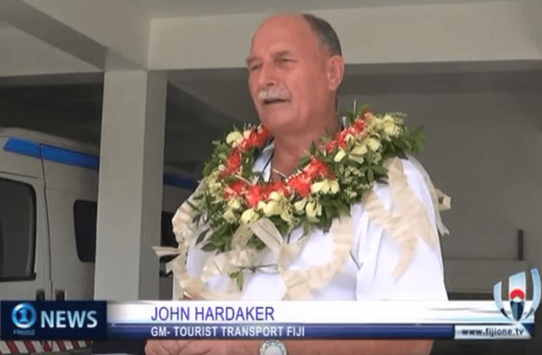 Tourist Transport Fiji Donates Wheelchair-Capable Shuttle Ambulance to the St John Association of Fiji