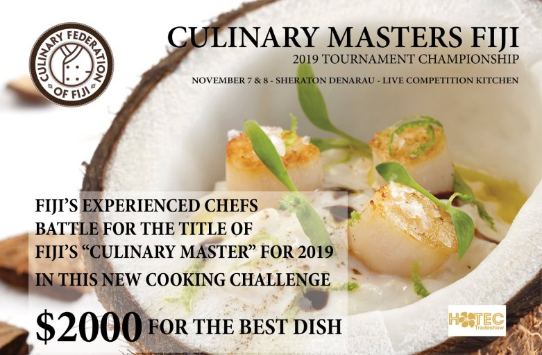 CFF Culinary Masters – HOTEC Live Stadium Kitchen