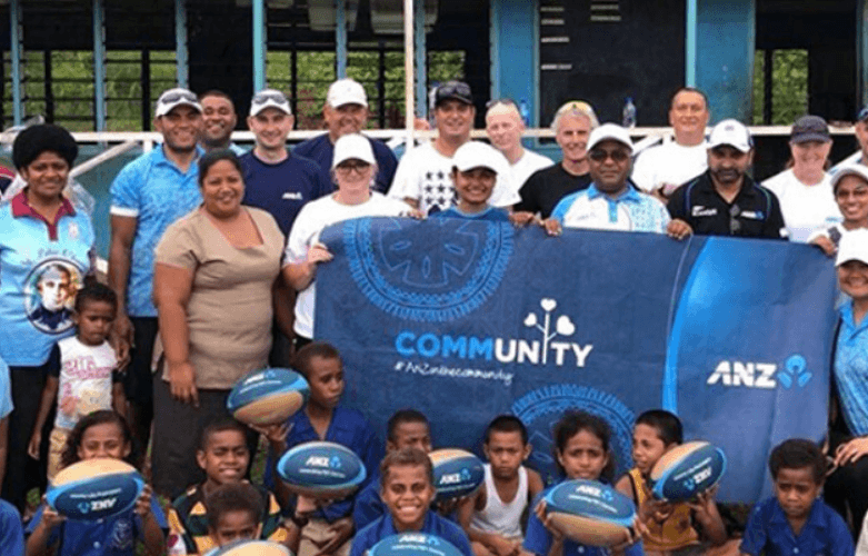 ANZ Commits To Doubling The Difference to Communities Across Fiji