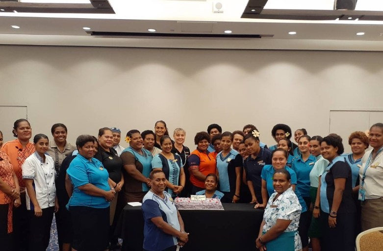 Radisson Blu Resort celebrates International Women's Day