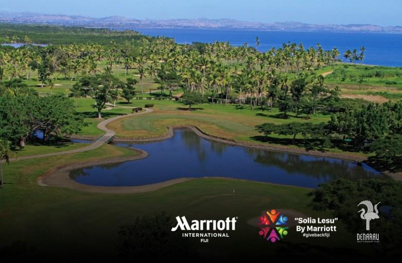 Marriott International Fiji Resorts Launches Fundraising Golf Tournament in Support of Solia Lesu