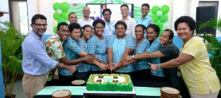 Marriott International Resorts in Fiji Celebrate International Housekeeping Week
