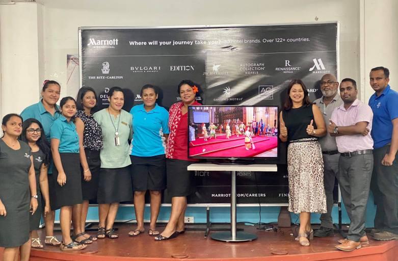 Marriott International Hotels in Fiji and Samoa Commemorate Commonwealth Day