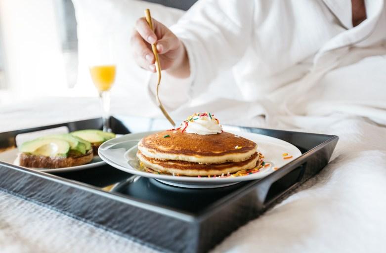 Westin Denarau Celebrates World Sleep Day with Breakfast in Bed