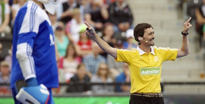 The Road to Rio… Umpires and Officials – European Hockey Federation