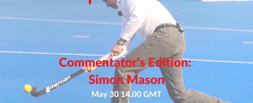 #UmpireAtHome Ep. 15 with Simon Mason
