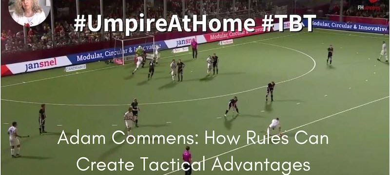 smart players advantage 5m rule 23m area fake free hit