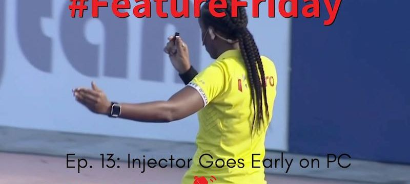 Injector Goes Early on Penalty Corner | Hockey Rules and Interpretations | #FeatureFriday Ep. 13