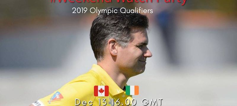 Olympic Qualifiers | 20191027 M02 CANvIRL | #WeekendWatchParty