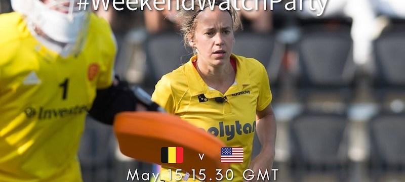 2021 Pro League | W107 BELvUSA | #WeekendWatchParty