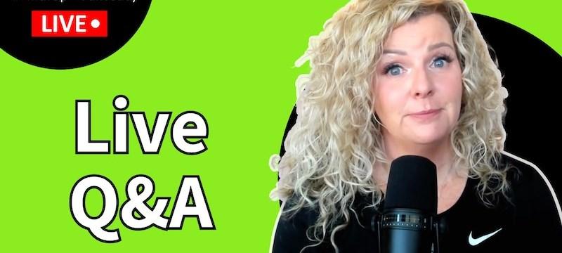 Live Q&A #WhatUpWednesday Ep. 48