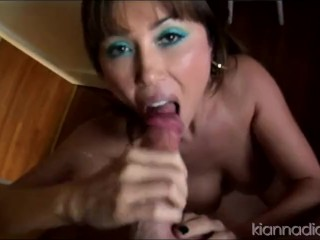 Kianna Dior – POV Tittyfuck (2 cumshots)