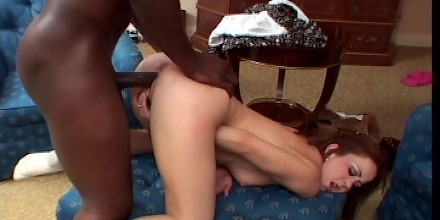 This Big Black Cock Fits Right In Her Tight White Pussy Pt 1 2 Free Porn Videos Youporn