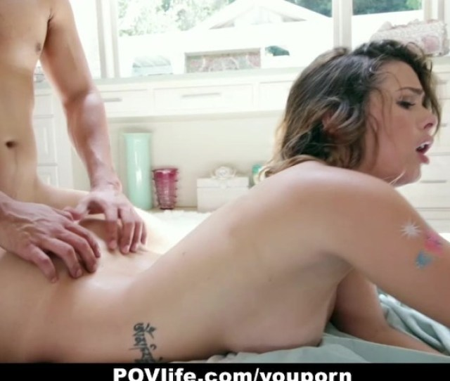 Povlife Busty Keisha Grey Rides A Fat Dick Free Porn Videos Youporn