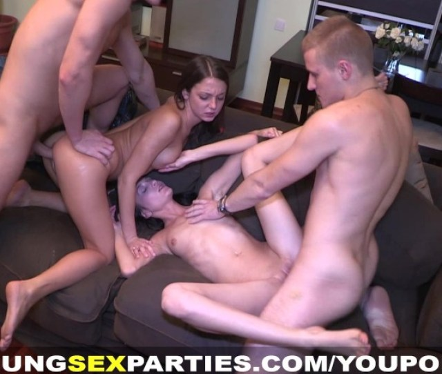 Young Sex Parties Perfect Double Date With Swinger Sex Free Porn Videos Youporn