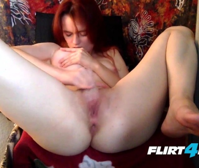 Sweet Petite Redhead Slides Dildos In Her Beautiful Wet Pussy Free Porn Videos Youporn