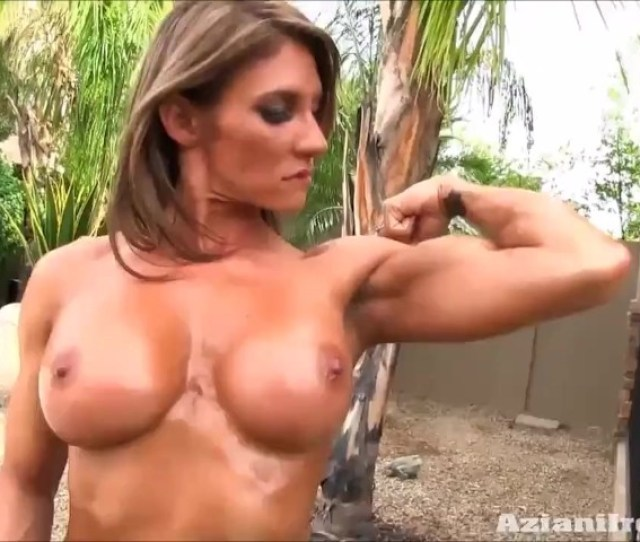 2 Sexy Strong Women Flexing Their Naked Bodies For You Free Porn Videos Youporn