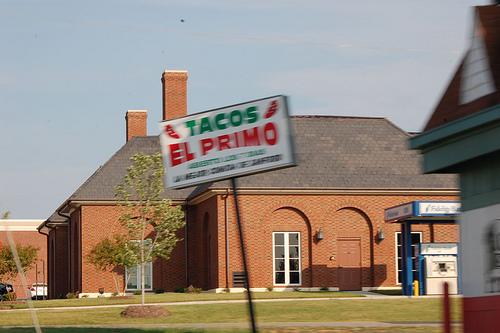 A Mexican restaurant in North Carolina - Photo: newyorktomexico.com