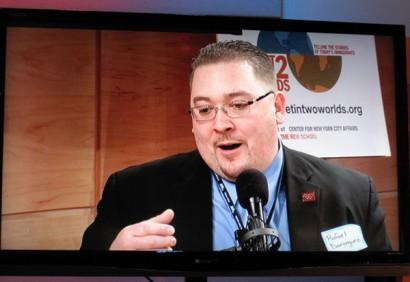 Rafael Dominguez, New York partnership coordinator for the U.S. Census Bureau in New York.
