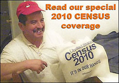 Visit our special 2010 Census coverage