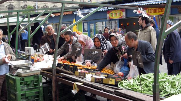 Brunnen Market in Vienna, Austria - Photo: Jessica Horner